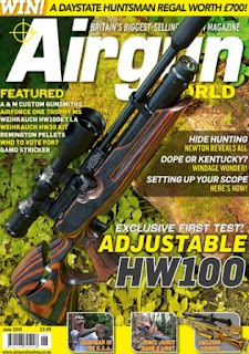 Airgun World Edisi Juni 2015