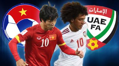 مشاهدة مباراة الإمارات وفيتنام