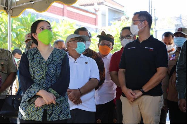 Puan Maharani Terseret Korupsi Bansos, Benny K Harman: KPK Berani?