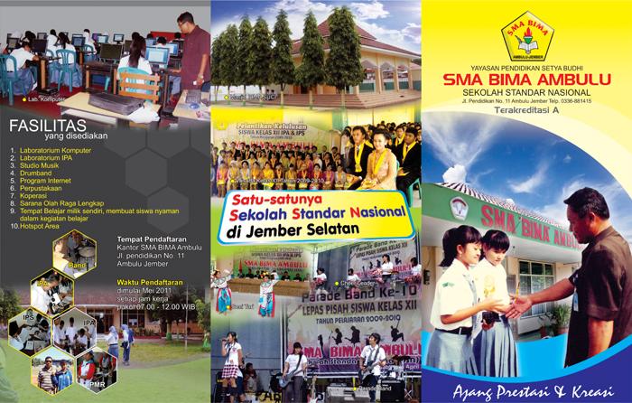 Banner Promosi Sekolah Smp Pgri Cdr Crackposters Over Blog Com