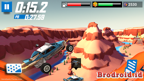 Download Game Hot Wheels Race Off v1.1.5731 Mod Apk (Unlimited All+Unlocked)