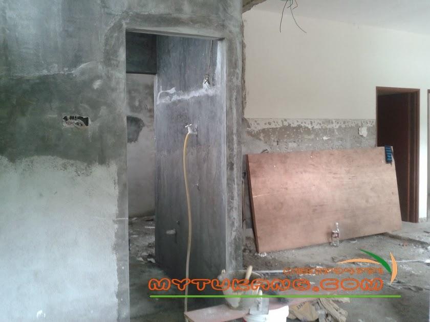 Khidmat Extend Dapur Porch Ceiling Tiles Contractor Ubahsuai Rumah Berpengalaman Bina Dan Ubahsuai Rumah