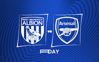 West Brom vs Arsenal – Highlights