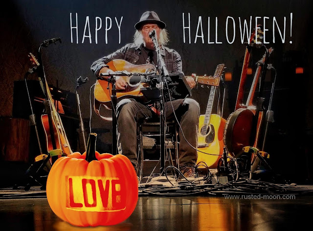 Neil Young Halloween 2018