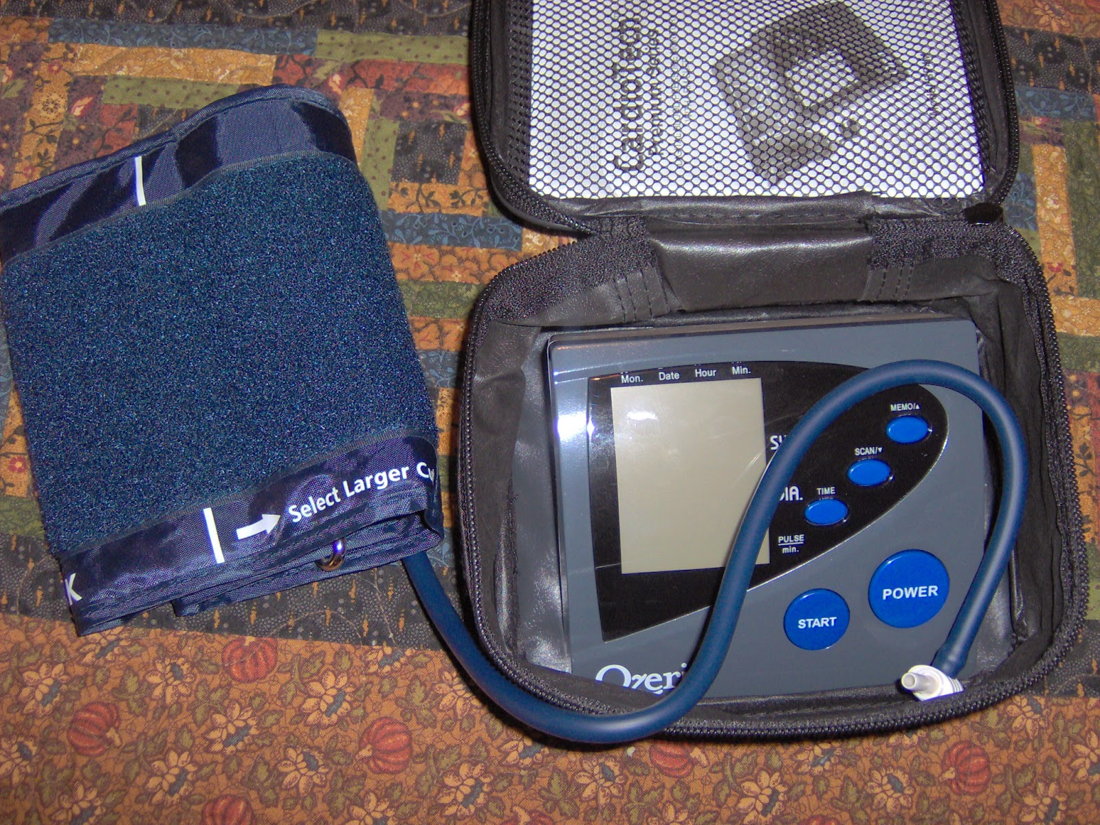 Ozeri Cardio Tech Premium Series Digital Blood Pressure Monitor Review