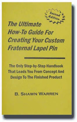 How to Design a Custom Lapel Pin