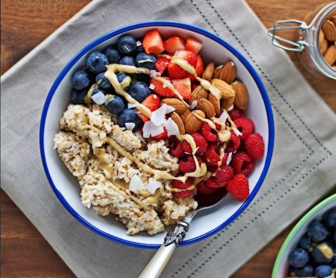 Breakfast Bowl #vegan #glutenfree