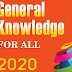 General Knowledge 2020 pdf Book Download in English