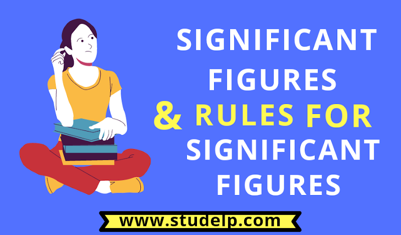 What are Significant figures and How to find Significant figures?