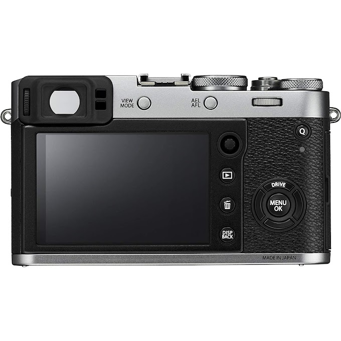 Fujifilm X100F Wi-Fi Film Digital Camera Review