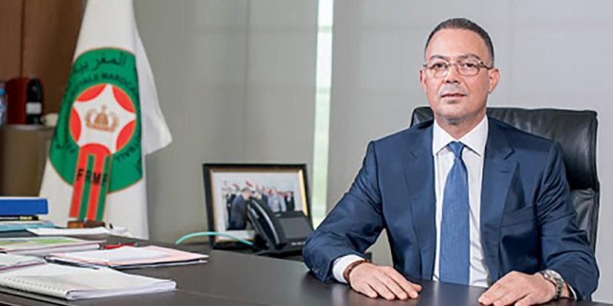 فوزي لقجع وزيرا جديدة في حكومة أخنوش