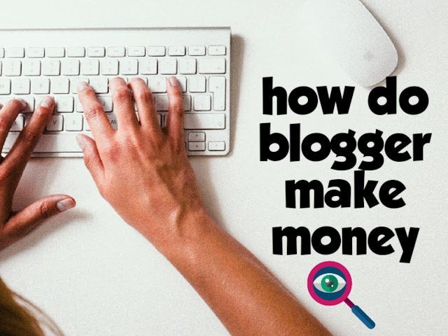 How Bloggers Make Money online(beginners guide)