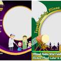 22 Twibbon Ucapan Selamat Hari Raya Idul Fitri 1442 H, Lengkap Download Gratis