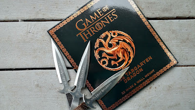 Game of Thrones Mask: House Targaryen Dragon (3D Mask & Wall Mount) #Review