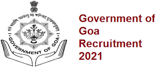 Govt of Goa Recruitment 2021 For 112 Accounts Clerk, LDC & MTS Vacancy