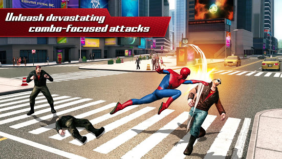 The Amazing Spider-Man 2 Mod Apk Full