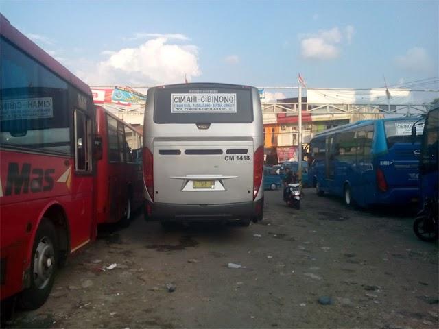 Bus MGI Cibinong - Cimahi akan Beroperasi pada H-7 Lebaran 2016