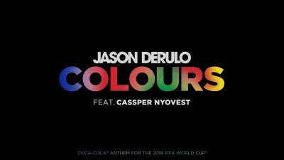Jason Derulo - Colours  ft. Cassper Nyovest (world cup theme song)