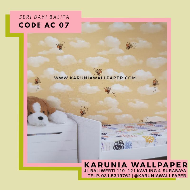jual wallpaper kamar balita