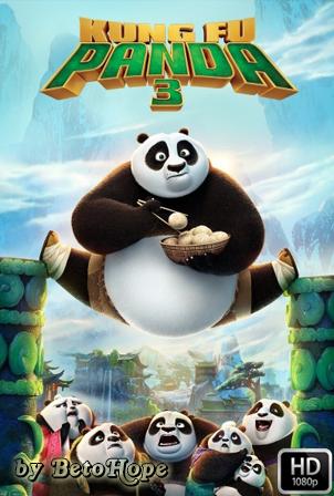 Kung Fu Panda 3 [2016] [Latino-Ingles] HD 1080P [Google Drive] GloboTV