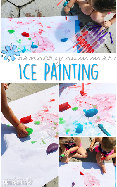 Switch up your water table or water filled sensory bin with these 10 play ideas. Perfect activities for summer tot school, preschool, or kindergarten!