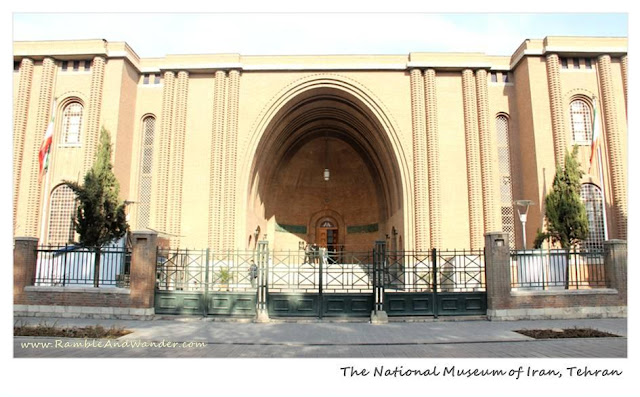 Iran: National Museum of Iran - Ramble and Wander