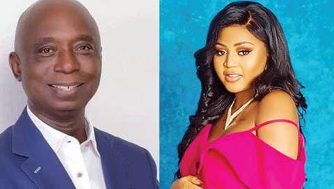 My husbands appearance was  like  that of a farmer when we met –Regina Daniels-Nwoko