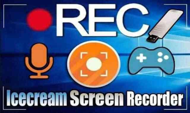 تحميل برنامج Icecream Screen Recorder Pro Portable نسخة محمولة مفعلة اخر اصدار