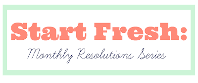 Resolution Check-In: Making Room (for Time and Virtue) - www.sweetlittleonesblog.com