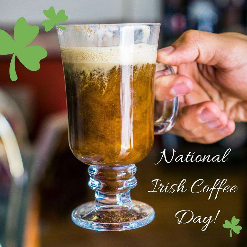 National Irish Coffee Day Wishes For Facebook