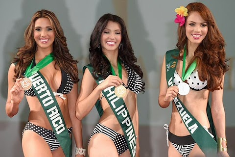 Así va la tabla de medallero - Miss Earth 2014