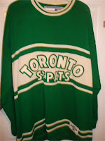 NHL CCM Heritage Jersey Collection - Toronto St. Pats Circa 1926