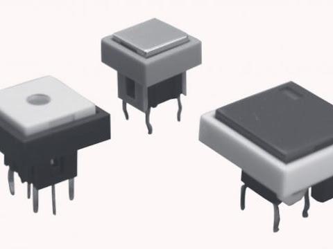 Copal Illuminated Pushbutton Switches
