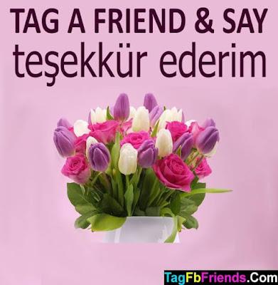 Thank you in Turkish language