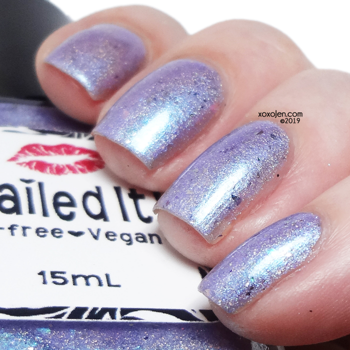 xoxoJen's swatch of Nailed It! Eternal Stud