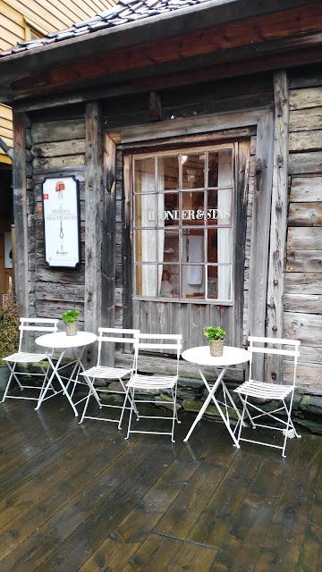 Case tipiche del Bryggen-Bergen