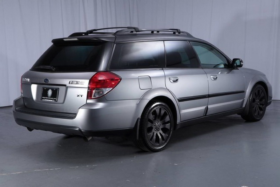 Rare Turbo Manual 2008 Subaru Outback Xt Could Be Your