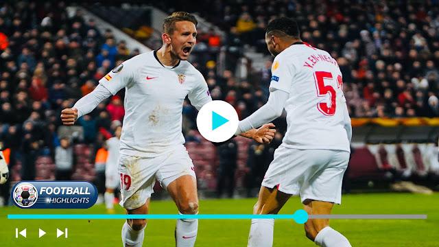 CFR Cluj vs Sevilla – Highlights