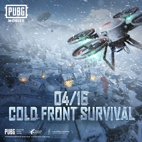 Cold Front Survival thành lập và hoạt động giúp đỡ chơi PUBG gia hạn đc sức lôi kéo