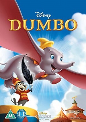 Dumbo - Blu-Ray Filmes Torrent Download capa