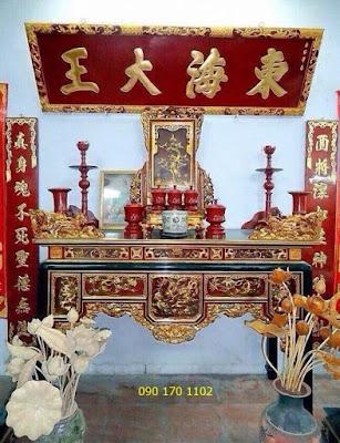 Cách chọn mua bàn thờ cúng gia tiên mang tới sự phát tài