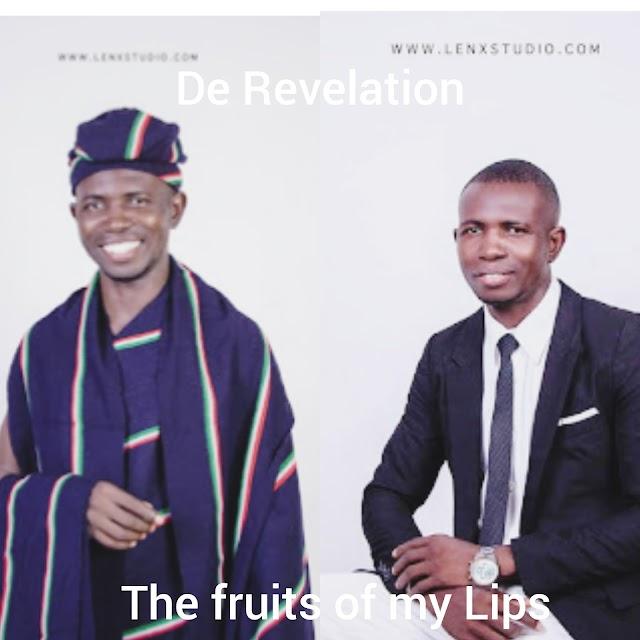 Breaking... JOHN HALILU aka The Revolution drops a brand new gospel album titled: The fruit of my lips