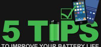 أهم النصائح للحفاظ علي كفاءة بطارية هاتفك لأطول فترة ممكنة !