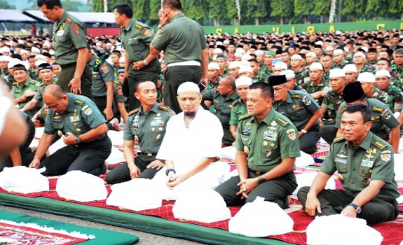 Luar Biasa, Ini Profil Dan Biodata Panglima TNI Jendral Gatot Nurmantyo