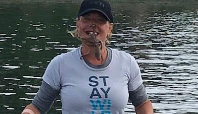 Nelayan wanita digigit gurita beracun