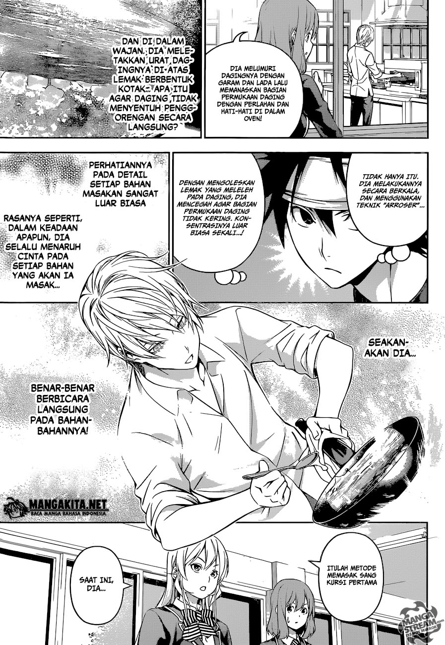 Shokugeki No Souma Chapter 163-11
