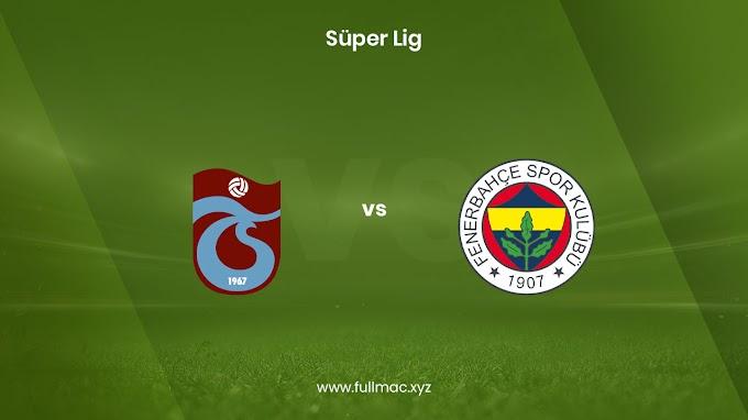Trabzonspor - Fenerbahçe | 28.02.2021 | Full HD izle