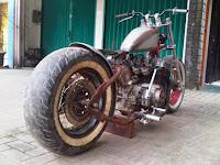 Modifikasi Motor Terbaru