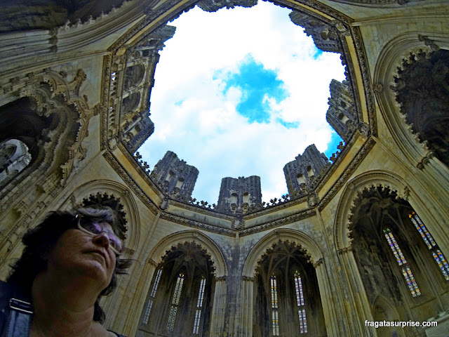 Capelas Imperfeitas, Mosteiro da Batalha, Portugal