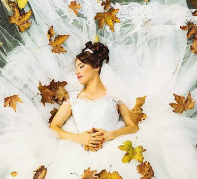 gaun pengantin yang cantik tidak harus mahal